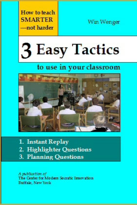 3 Easy Tactics - front cover