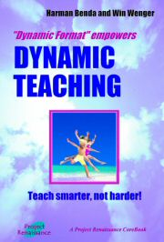Bookcover, Dynamic Teaching
